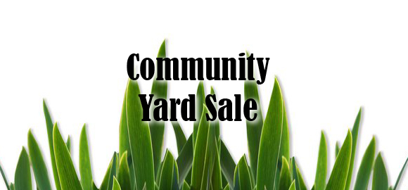 Waterleaf HOA Community Yard Sale